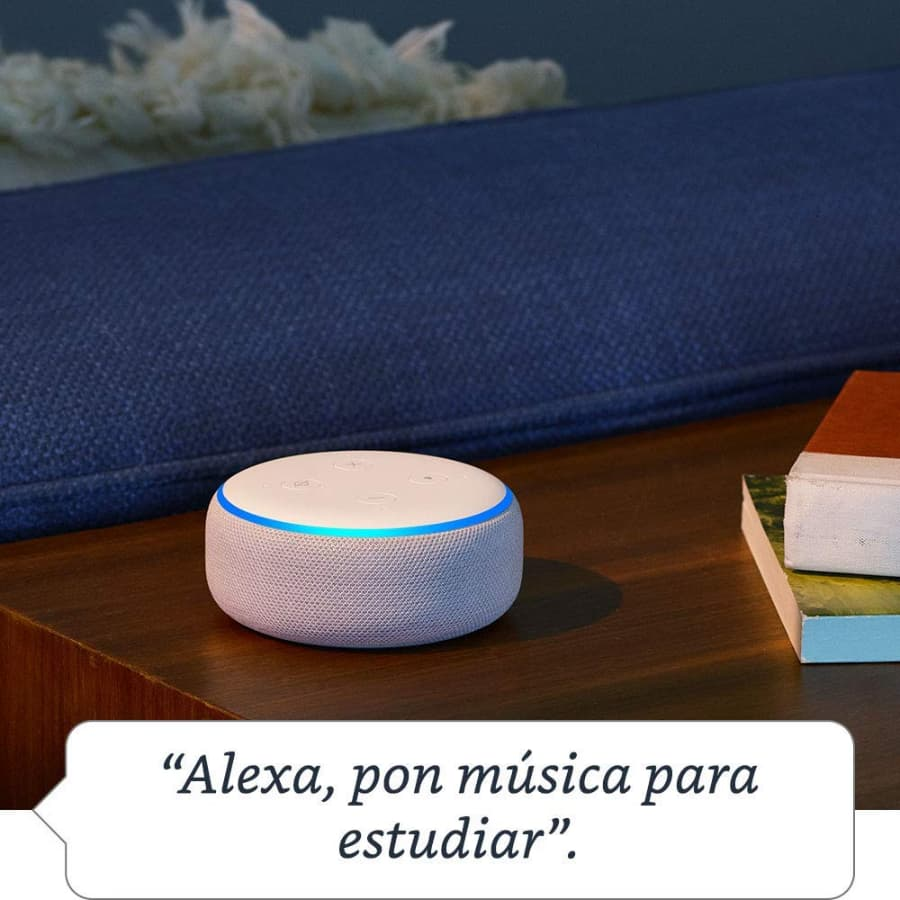 alexa dot 3 spotify