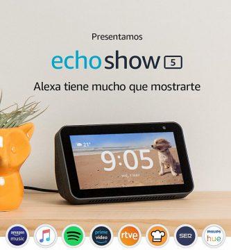 """Echo Show 5 con Pantalla 5.5"""""""