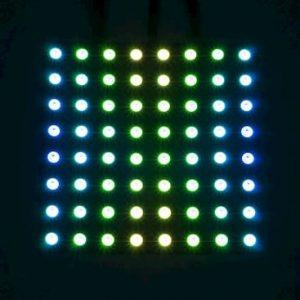 panel matrix btf lighting
